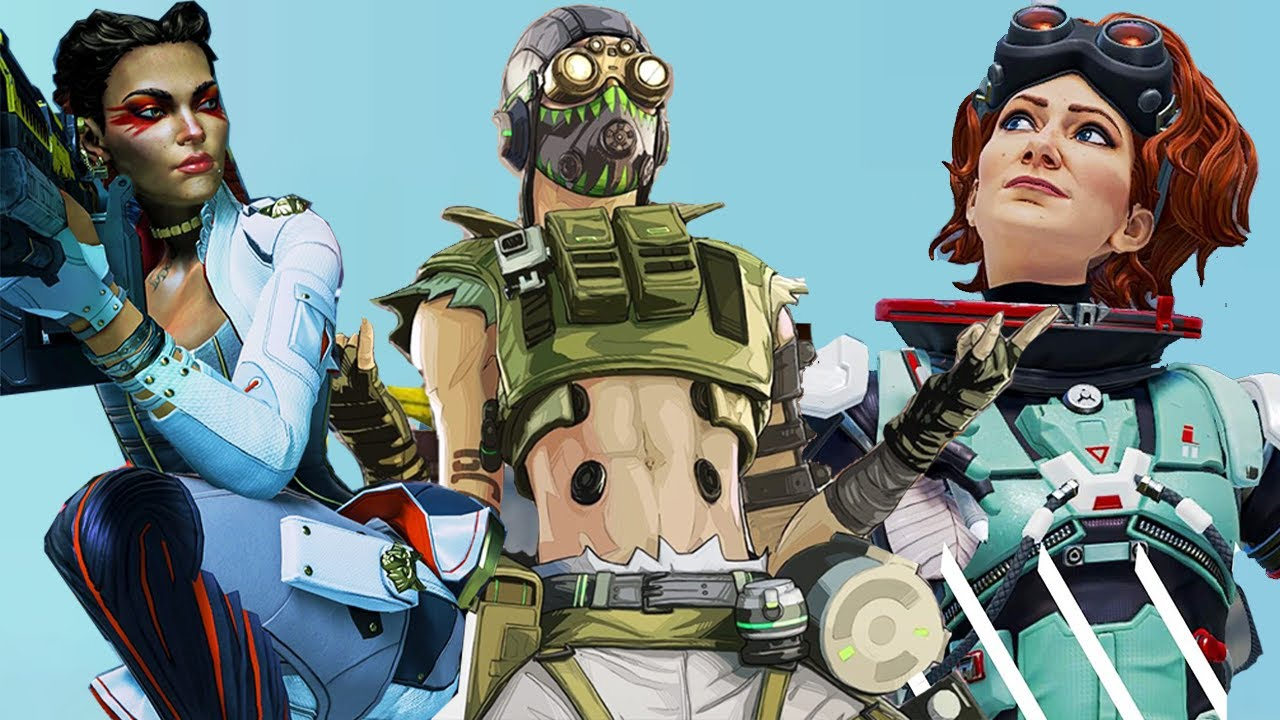 ANNOYING my Randoms while Dropping a 20 Kill 4,000 Damage Game in Apex Legends!