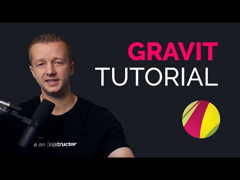 Gravit Designer Tutorial - A Free, Feature Packed, Multi-OS Design Tool