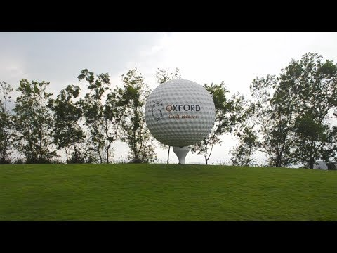 Oxford Golf Resort, Pune, Maharashtra