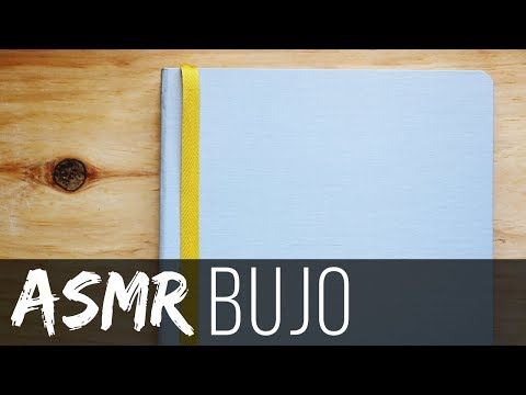 Unboxing Bullet Journal Baron Fig ASMR | Whispering