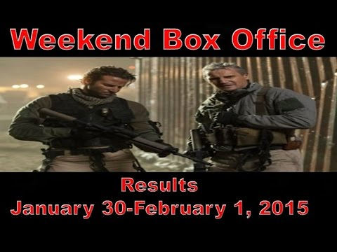 Weekend box office results january 30 february 1 2015 - Movie box office results this weekend ...