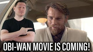 Obi-Wan Movie With Oscar Nominated Director Coming