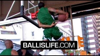 """6'3"""" Guy Dupuy Goes Behind The Back OVER Someone & Shuts Down New York City! Full Contest Recap! Video"""