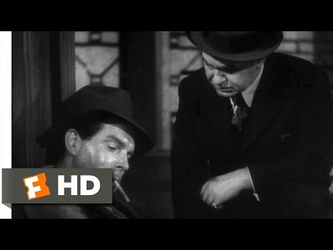 Double Indemnity (9/9) Movie CLIP - I Love You Too (1944) HD