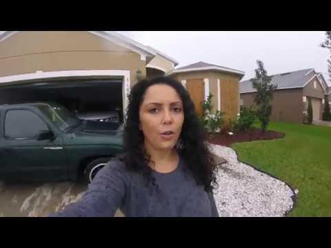 Ouragan IRMA, pas de video cuisine cette semaine!!