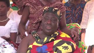 Vice President Attends A Durbar in the Gbi State of the Volta Region