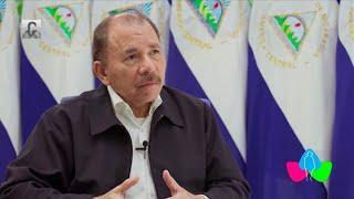 Multinoticias | Max Blumenthal entrevista al Prsdt. Daniel Ortega y la Compañera Rosario Murillo