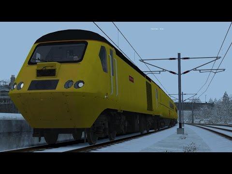 Train simulator 2017: Armstrong Powerhouse Class 43 HST Enhancement Pack First Look