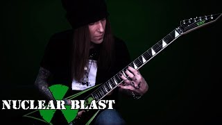 """CHILDREN OF BODOM – """"Under Grass And Clover"""" Guitar Playthrough (OFFICIAL VIDEO)"""