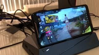 видео Мобильный десктоп. ACU-лазерники и стилусы