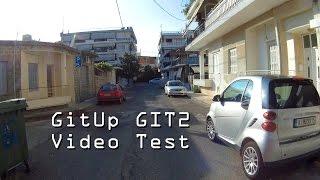 GitUp GIT2 - Video/Gyro/Night test (60fps)