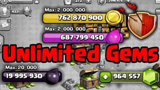 Clash Of Clans Mod Apk!!!(No Root)100%Work