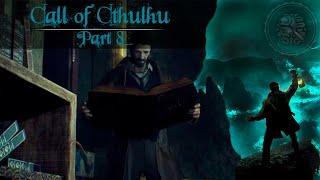 Безымянная книжная лавка (Call of Cthulhu) #8