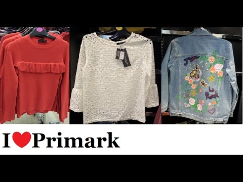 Primark clothes for women