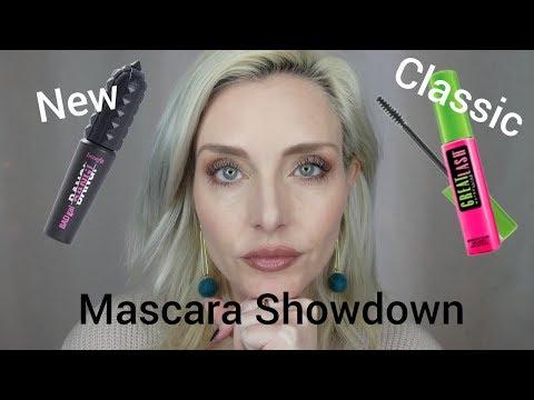 Benefit Bad Gal Bang vs. Maybelline Great Lash   New vs. Classic Mascara Showdown