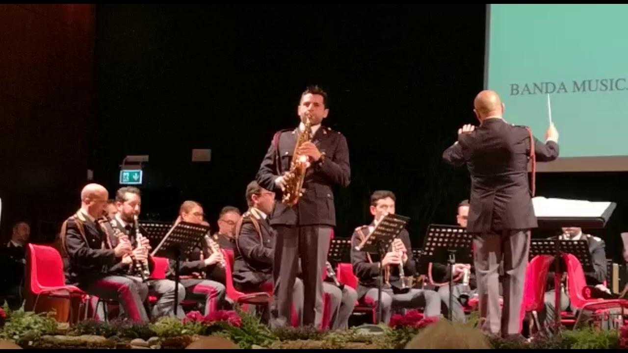 Banda Musicale della Polizia di Stato-Roberto Molinelli-Four Pictures from New York-sax Ciro Ferraro