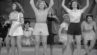 Judy Garland Presenting Lily Mars 1943