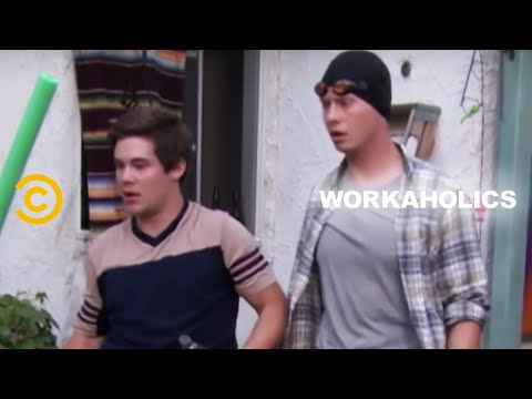 Workaholics  Good Morning