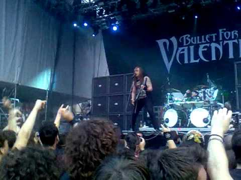 bullet for my valentine-your betrayal