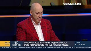Гордон об интервью с Вячеславом Тихоновым (Штирлицем) и Радой Щербицкой