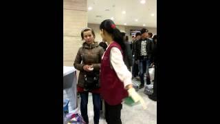 КАРУБЦИЯ В Аэропорту Пулково, Отбирая паспорта, вымогают, по 1600 руб. на трёх месячную страховку!