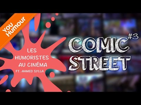 Comic Street #interview #reportages
