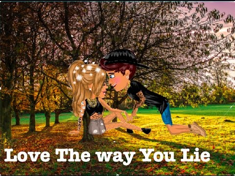 Love The Way You Lie - Msp Version