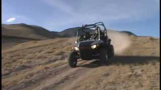 ATV Television Test - 2009 Polaris RZR S