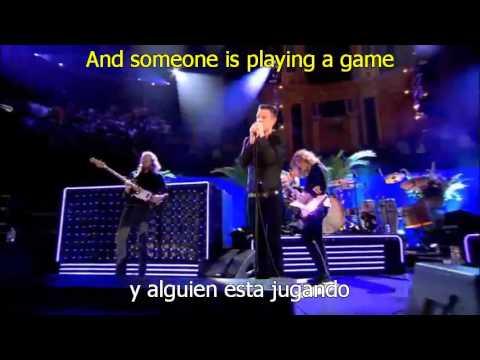 The killers  Smile like you mean it Subtitulada español ingles