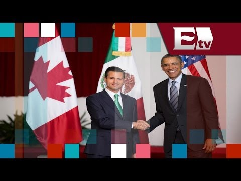 Cumbre Toluca 2014: Peña Nieto recibe a Barack Obama en Toluca / Entre mujeres