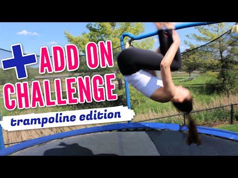 Add On Trampoline Challenge!