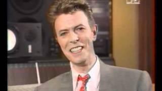 David Bowie introduces his own videos - MTV 1993 Part 1/2
