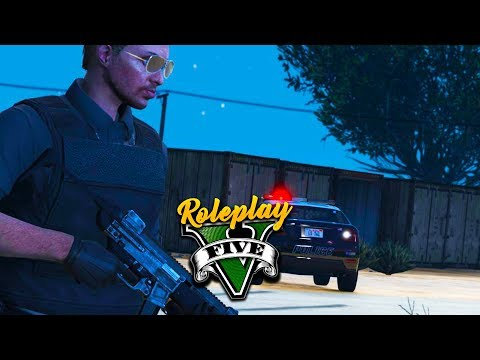ENDLICH haben wir IHN! - GTA 5 Real Life RP (Polizei Roleplay)
