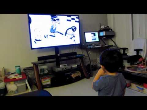 kid dances to yo gabba gabba pick it up song youtube. Black Bedroom Furniture Sets. Home Design Ideas
