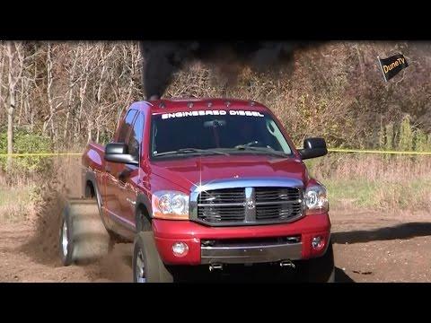 Paddled Diesel Dodge