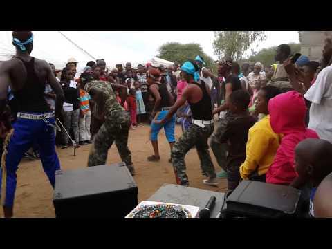 Botswana Kwasa Dance