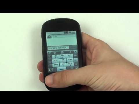 T-Mobile Move - zprávy a kontakty