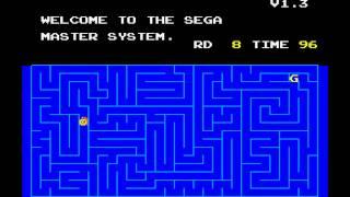 Master System Longplay [064] Snąil Maze