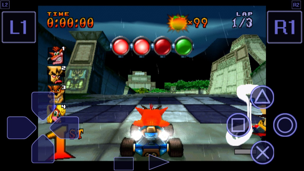 Скачать crash tag team racing на пк