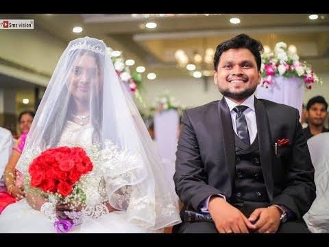Telugu Christian Wedding Ceremony Of Ravi Teja + Prasanthi
