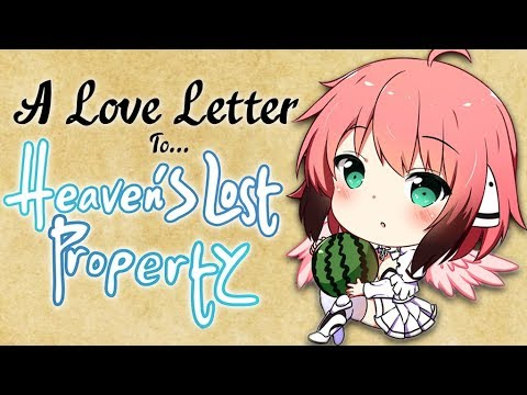 A Love Letter To Heaven's Lost Property - Kickstarter Trailer! [Extended Edition]