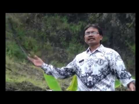 Lagu Guru Gunung Cipt Suryanto.