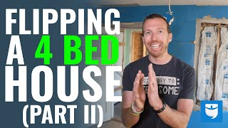 House Flipping An Illegal Grow House (Part II) | The Clean Out