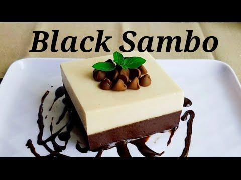 Black Sambo Dessert   How To Make Black Sambo Jelly Recipe (Quick And Easy)