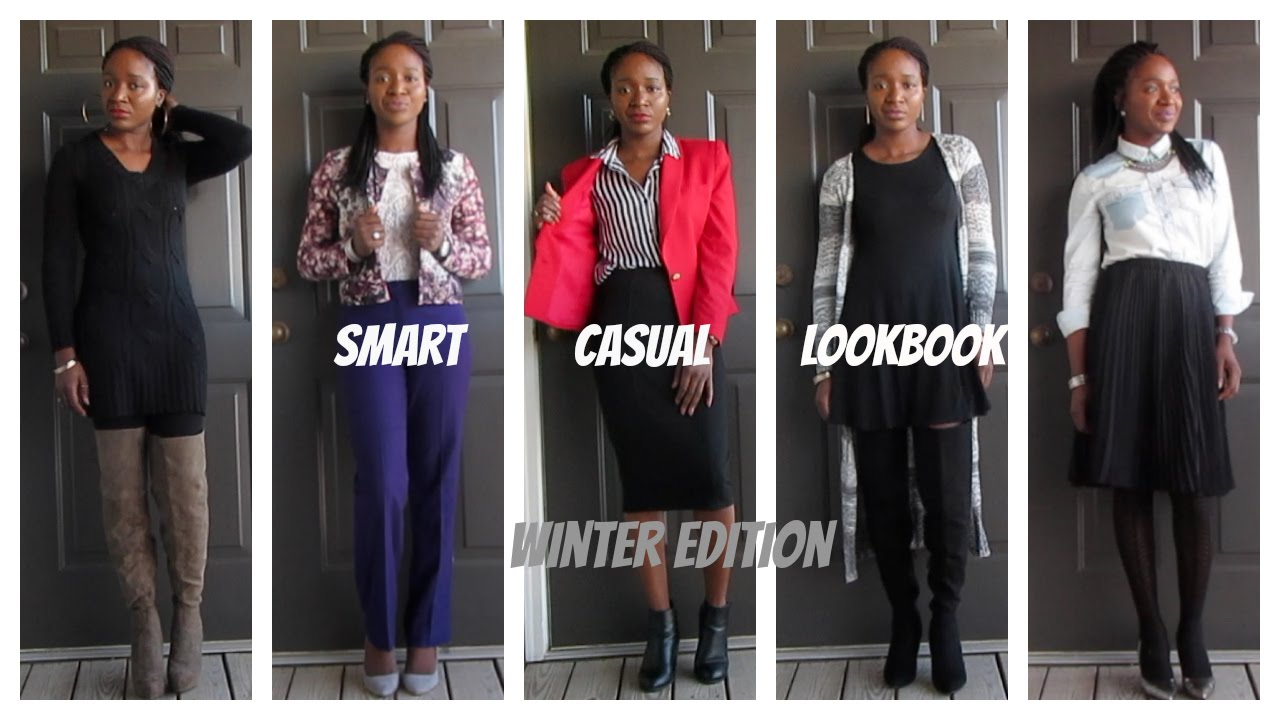 Smart Casual Lookbook Winter Edition Women S Wear Jen Naturallyhypp You