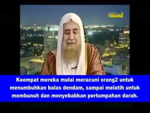 Bagaimana Syi'ah Mengelabui Masyarakat Awam - Syeikh Adnan Ar'ur [Video]