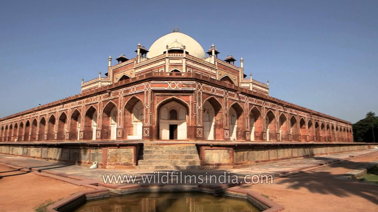 Humayun\'s Tomb: a fine specimen of the great Mughal architecture ...