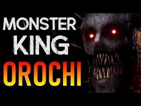MONSTER KING: OROCHI - One Punch Man Discussion