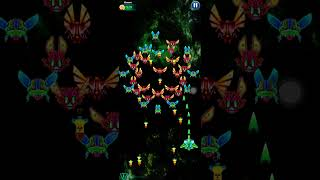 Level 18 ALIEN SHOOTER [Campaign] GALAXY ATTACK: Best Arcade Shoot up Game Mobile | Amazing Feeling