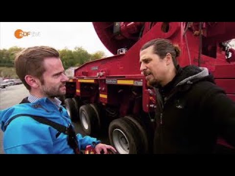 Krasse Kolosse Schwertransporter - ZDF program -  The Other TV